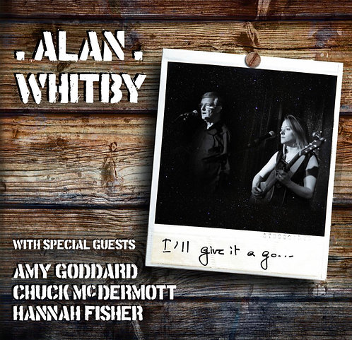 Alan Whitby - I'll Give it a Go - Digital Download