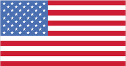 Current USA Flag