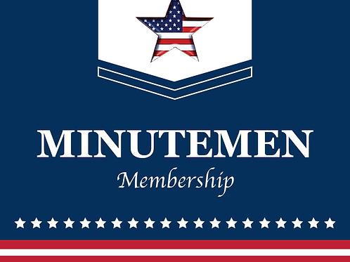 Minutemen Membership