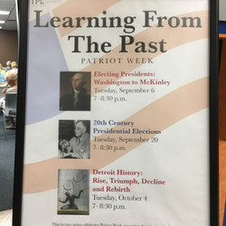 Troy Public Library PW Events