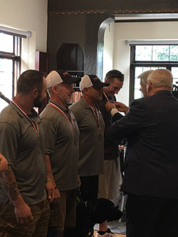 Louisville Sluggers Honored at BCC