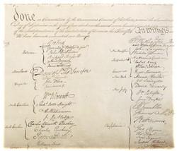 The Original Unamended Constitution