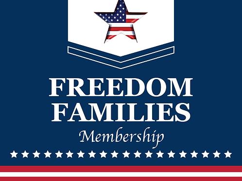 Freedom Families Membership