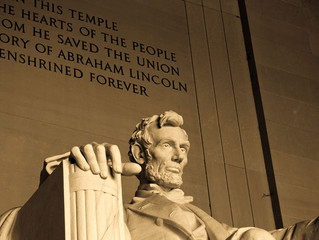 Lincoln Defines Character