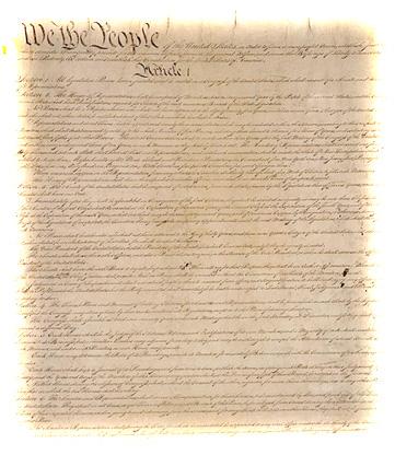 Resolution of Congress