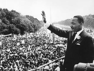 MLK, Jr. was an American Patriot