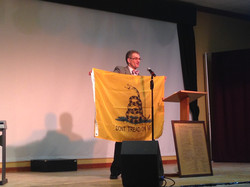 Judge Warren & The Gadsen Flag