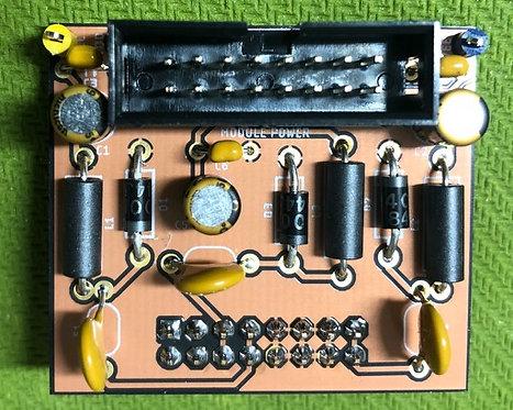 Piggyback Power Supply Filter