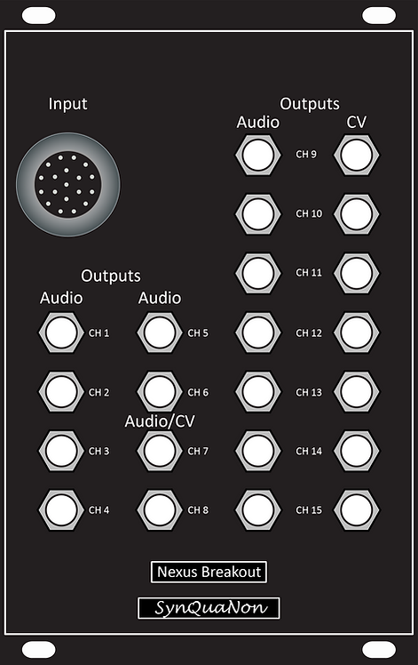 Nexus® Input Breakout