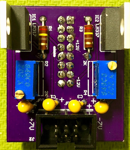 7V GK Power Supply