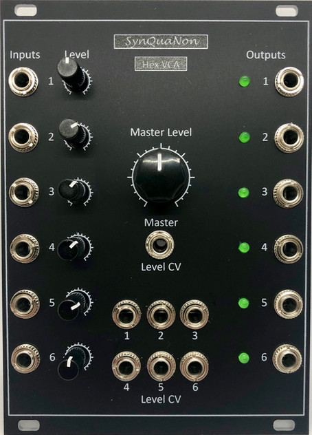 Announcing the Hex VCA!