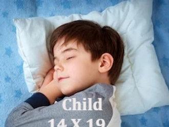 Buckwheat Pillow - Child  Size (14 X 19)