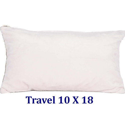 Buckwheat Pillow - Travel Size   (10 X 18)