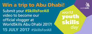World Youth Skills Day Vlogger Competition