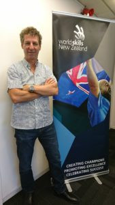 Michael Ridenton: 1988 NZ Gold Medallist in Climate Control