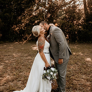 Scharlock Wedding