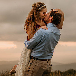 Madelline + Lakota Engagement