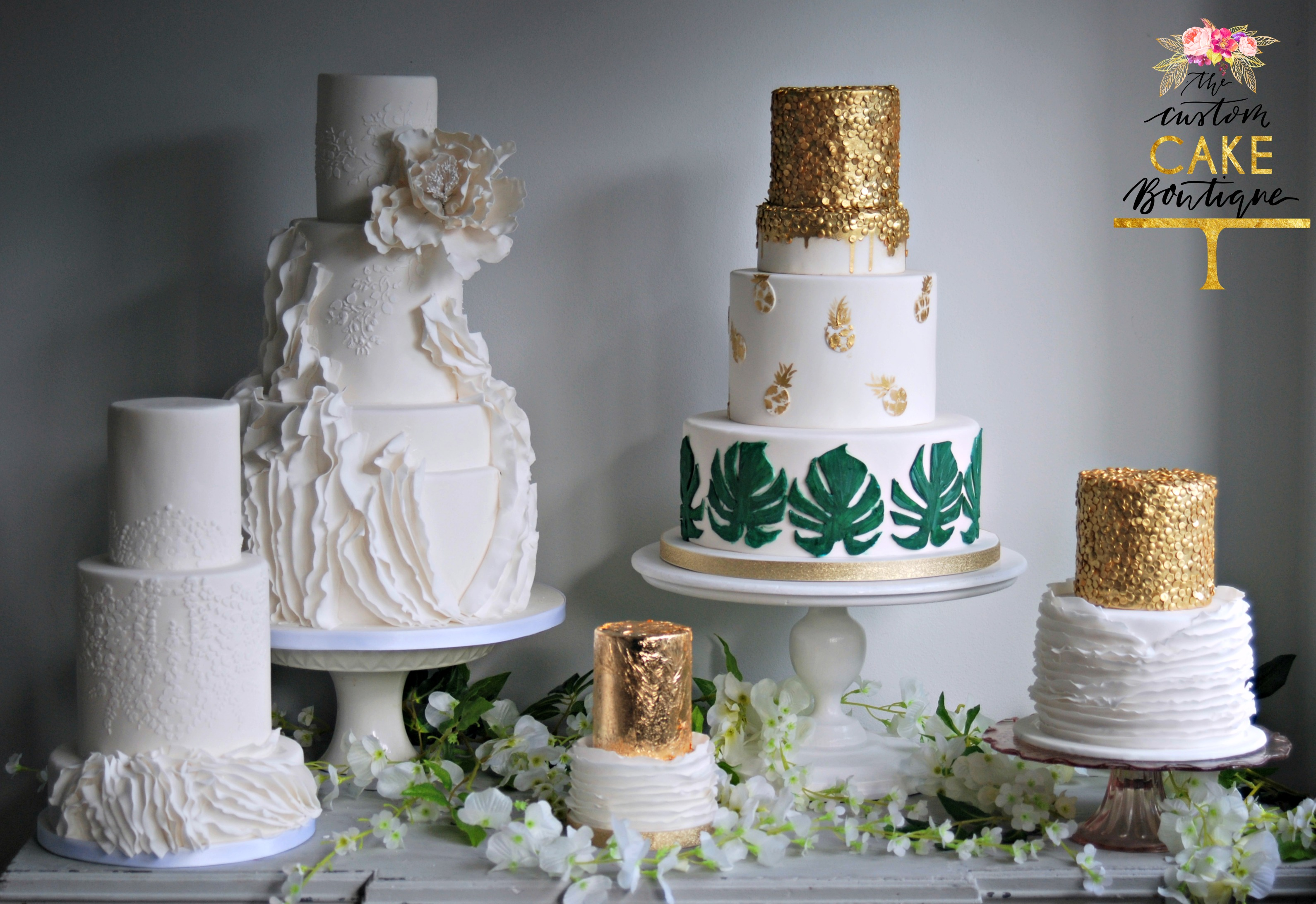 Deciding The Size Of Your Wedding Cake