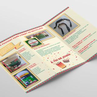 Flyer guide de collecte