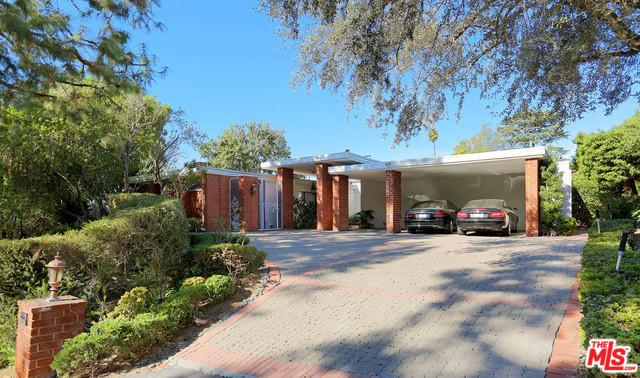 1715 Loma Vista Drive, Beverly Hills 90210