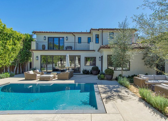 1715 Chevy Chase Drive Beverly Hills