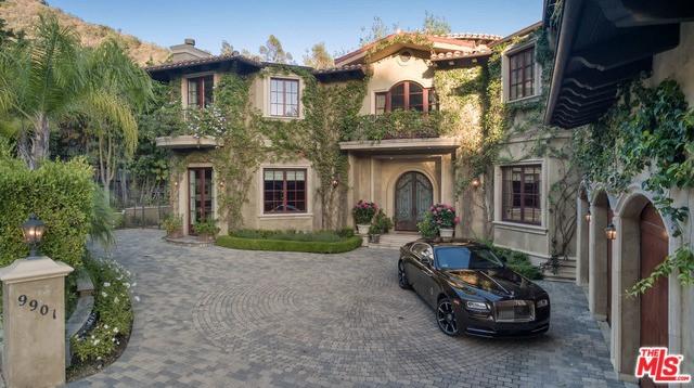 9901 Kip Drive, Beverly Hills
