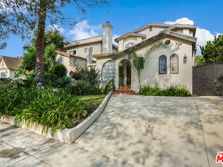 Beverly Hills MARKETWatch, 18 New Homes & 6 Condos For Sale and 7 Properties Sold the past 7 day
