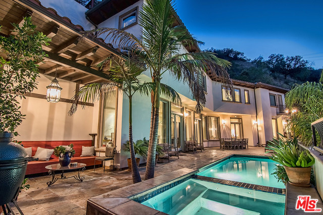 9675 Heather Road, Beverly Hills