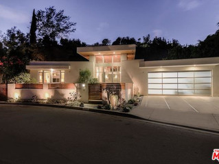 Beverly Hills MARKETWatch, 7 New Homes & 2 Condos For Sale and 5 Properties Sold the past 7 days