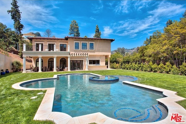 1296 Monte Cielo Drive, Beverly Hills
