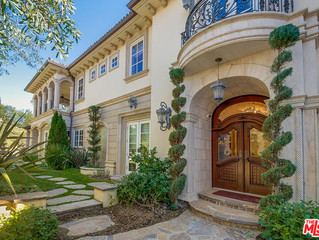 Beverly Hills MARKETWatch, 11 New Homes & 7 Condos For Sale and 10 Properties Sold the past 7 da