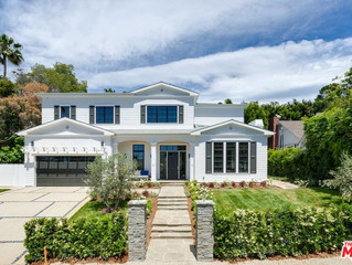 Beverly Hills MARKETWatch, 18 New Homes & 4 Condos For Sale and 18 Properties Sold the past 7 da