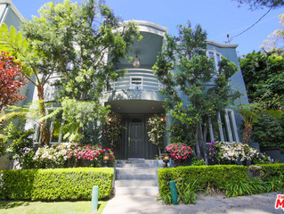Beverly Hills MARKETWatch, 10 New Homes & 2 Condos For Sale and 7 Properties Sold the past 7 day