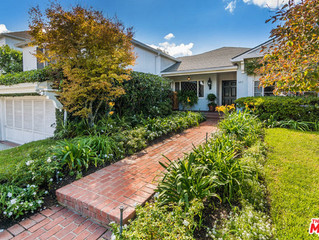 Beverly Hills MARKETWatch, 9 New Homes & 1 Condo For Sale and 6 Properties Sold the past 7 days