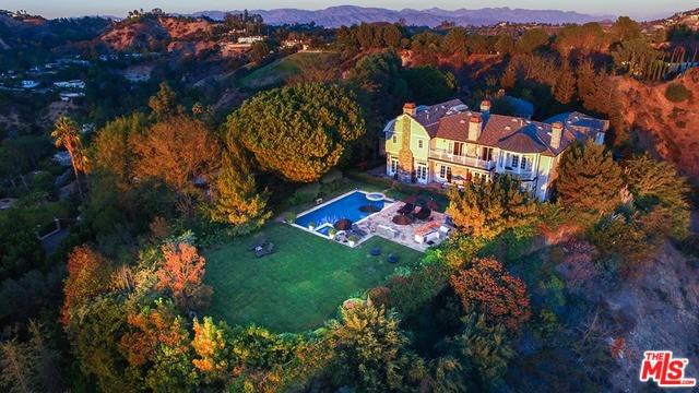 9540 Oak Pass Road, Beverly Hills 90210