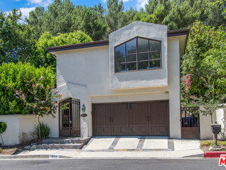 Beverly Hills MARKETWatch, 16 New Homes & 1 Condo For Sale and 5 Properties Sold the past 7 days
