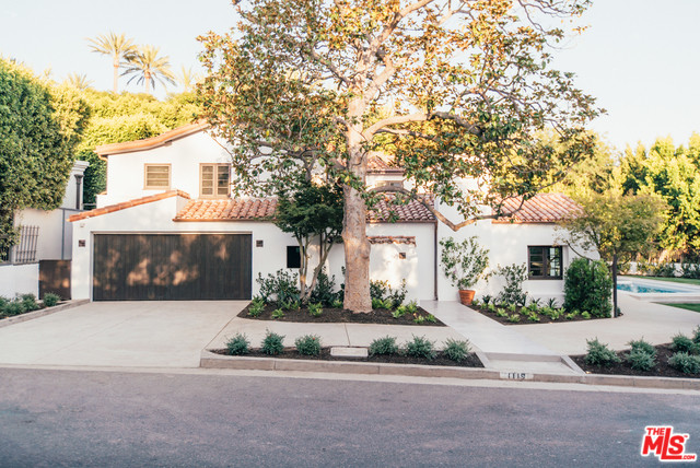 1118 Tower Road, Beverly Hills