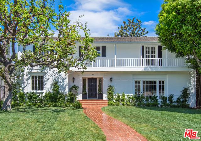 616 N. Oakhurst Drive, Beverly Hills