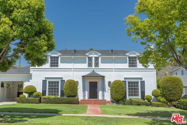 610 Trenton Drive, Beverly Hills