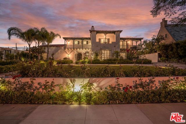 805 N. Linden Drive, Beverly Hills
