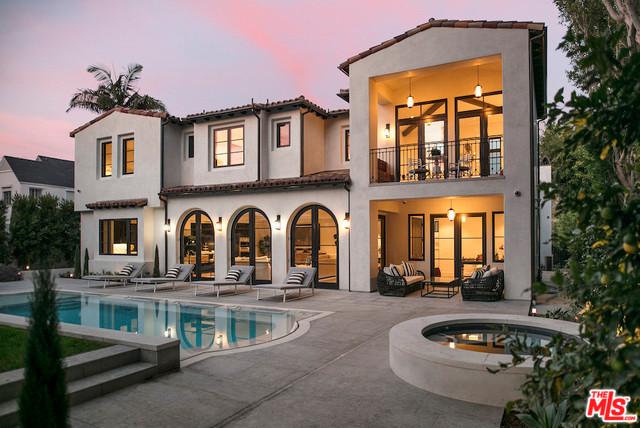 605 N. Palm Drive, Beverly Hills 90210