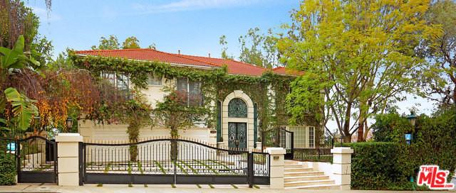 12001 Crest Court, Beverly Hills 90210