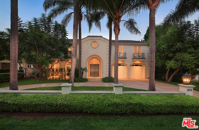 608 N. Roxbury Drive, Beverly Hills