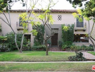 Beverly Hills MARKETWatch, 17 New Homes & 5 Condos For Sale and 7 Properties Sold the past 7 day