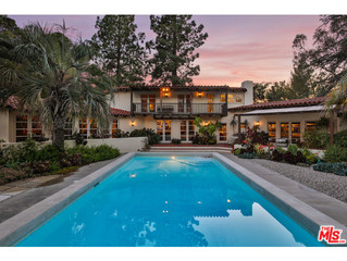 Beverly Hills MarketWATCH: 18 New Homes & 5 Condos For Sale and 7 Properties Sold the past 7 day