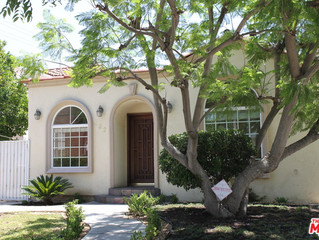Beverly Hills MARKETWatch, 21 New Homes & 6 Condos For Sale and 4 Properties Sold the past 7 day