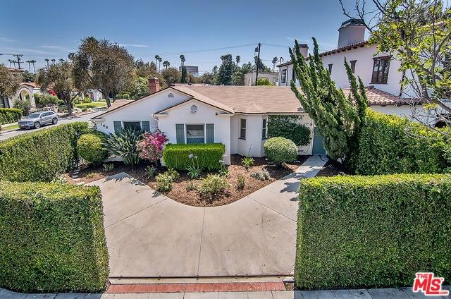 165 N Hamel Drive, Beverly Hills