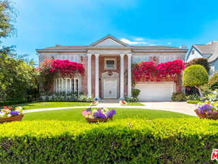 Beverly Hills MARKETWatch, 18 New Homes & 6 Condos For Sale and 9 Properties Sold the Past 7 day