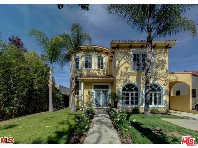 340 S. Oakhurst Drive, Beverly Hills