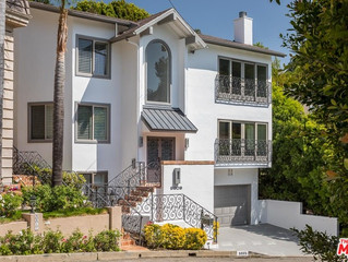 Beverly Hills MARKETWatch, 18 New Homes & 7 Condos For Sale and 10 Properties Sold the past 7 da